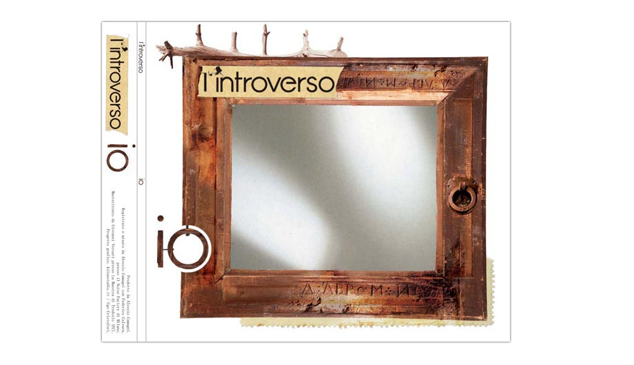 CD fronte L'introverso - Io