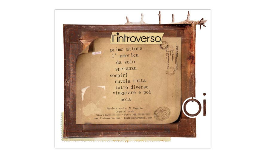 CD retro L'introverso - Io